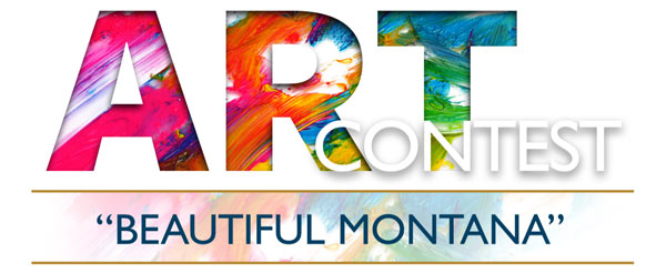Art Contest Beautiful Montana